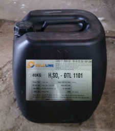 Axit H2SO4 - GK1101 (40kg/can)