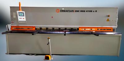 Máy Cắt Thủy Lực CNC Ermaksan